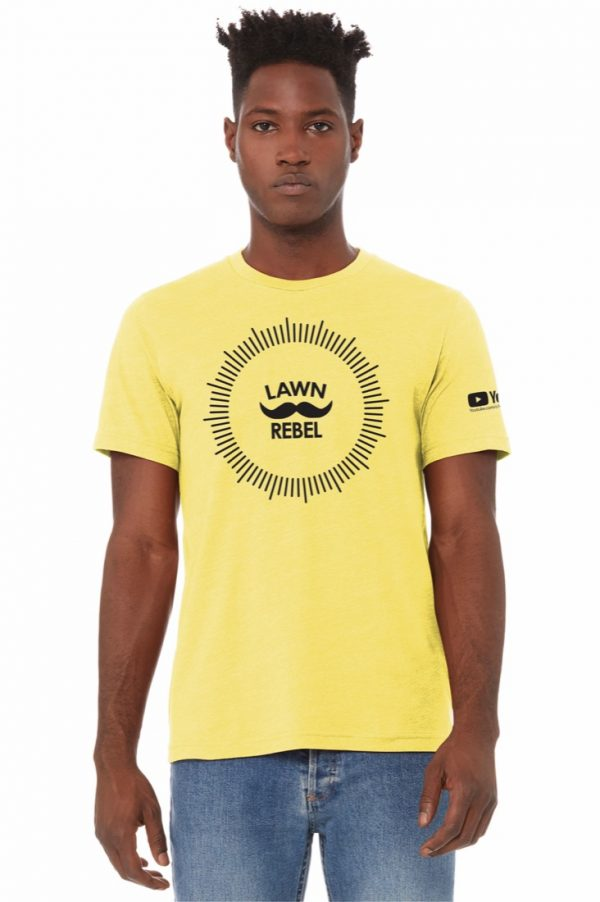 Circle_Heather Yellow_Front